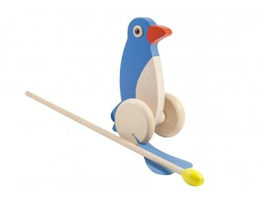 Stumdukas ''Pingvinas'' 3