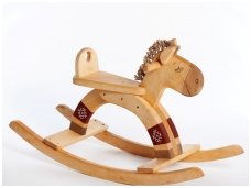 "Rocking horse ""Friendly"""