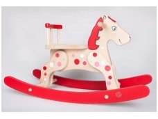 "Rocking horse ""Red Cloud"""