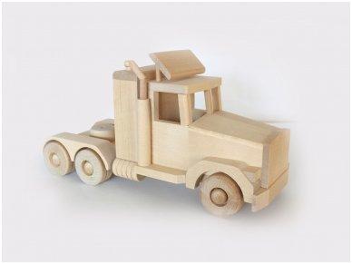 Didelis sunkvežimis-furgonas 2