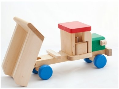 Žaislinis sunkvežimis 2