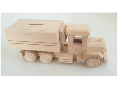 Sunkvežimis-taupyklė