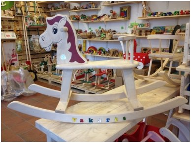 Rocking horse 14