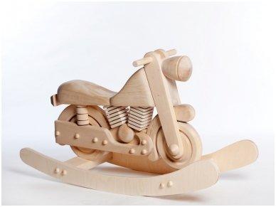 Supamas motociklas