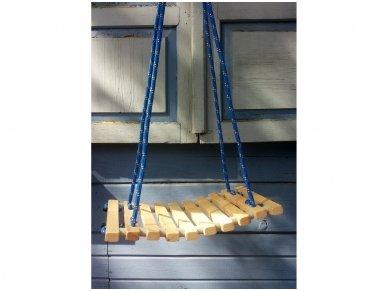 Wooden swing 3