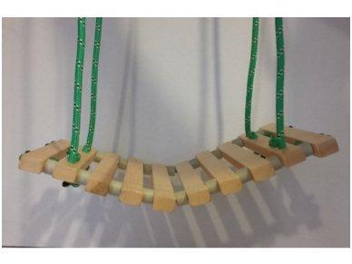 Wooden swing 4