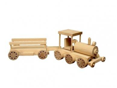 Cronctructor Train