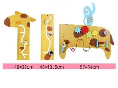 """Ūgio matuoklė """"Žirafa"""" 4"""