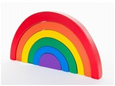 Rainbow - Montessori toy