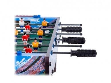 Vaikiškas mėlynas stalo futbolas 3