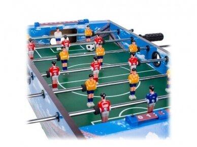 Vaikiškas mėlynas stalo futbolas 2