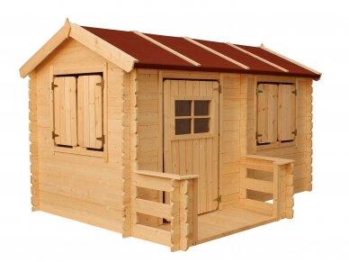 Vaikiškas žaidimų namelis 4