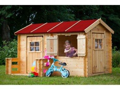Vaikiškas žaidimų namelis 2