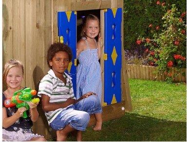 """Vaikų žaidimo aikštelė """"Ema"""" 5"""