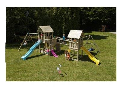 """Vaikų žaidimo aikštelės kompleksas """"Domas"""" 3"""