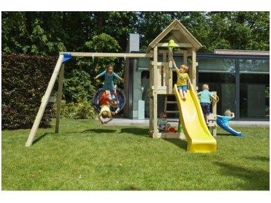 """Vaikų žaidimo aikštelės kompleksas """"Fėja"""" 2"""