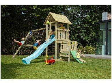 """Vaikų žaidimo aikštelės kompleksas """"Fėja"""" 3"""
