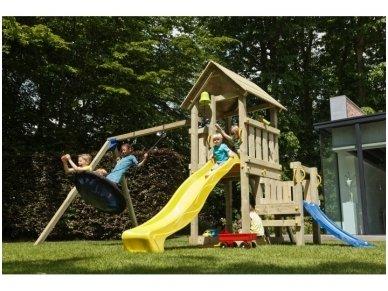 """Vaikų žaidimo aikštelės kompleksas """"Fėja"""""""