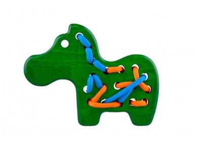 """Varstymo žaislas """"zebras"""" 2"""