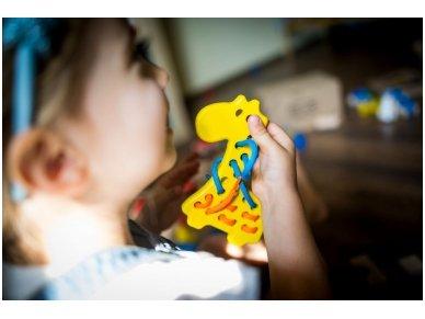 Varstomas žaislas žirafa 5