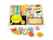 Virtuvės rinkinys vaikams