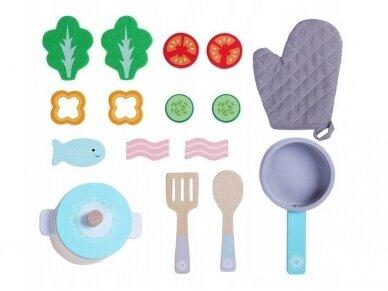 Virtuvės rinkinys 3