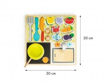 Virtuvės rinkinys vaikams 5