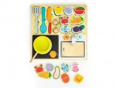Virtuvės rinkinys vaikams 3