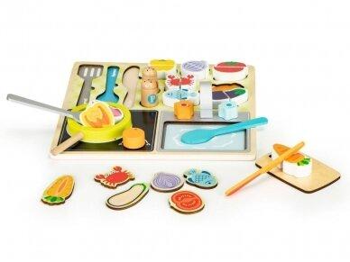 Virtuvės rinkinys vaikams 2
