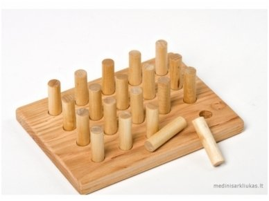 Game ''Hedgehog'' with Sticks 3