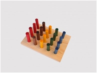 Game ''Hedgehog'' with Sticks 8