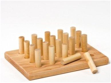 Game ''Hedgehog'' with Sticks 7