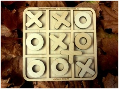 Žaidimas XO 7